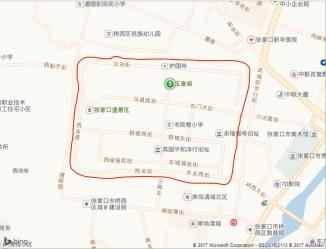打印 - 地图