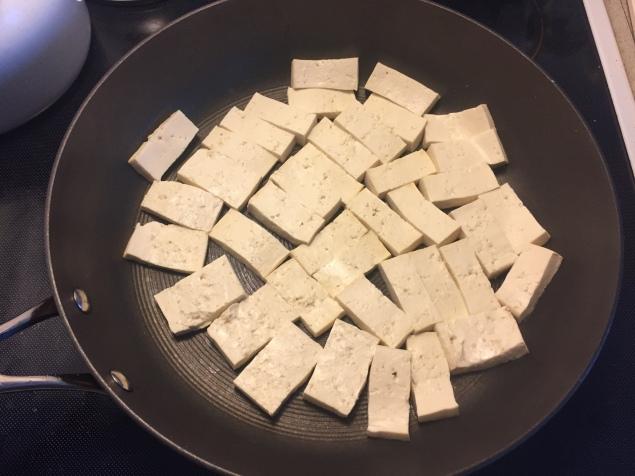 uncooked tofu